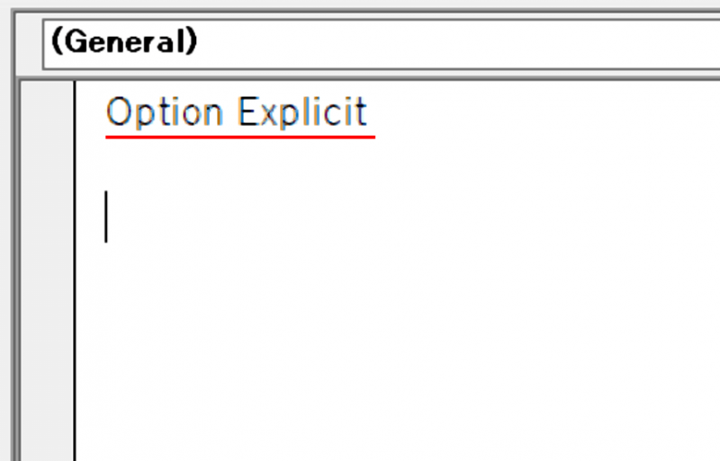 Option Explicit